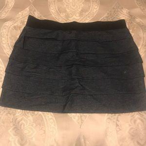 Express size m skirt